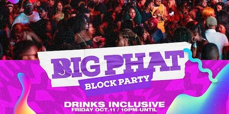 Big Phat Fish, Block Party... tickets