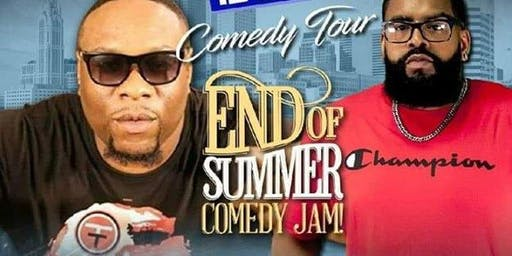 End of Summer Comedy Jam!