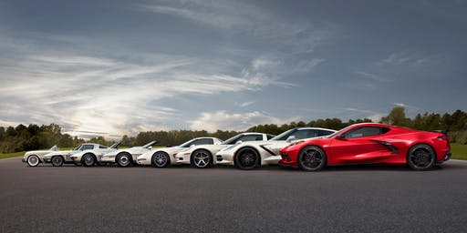 2020 Corvette Experience