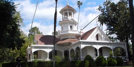 Visit to Los Angeles County Arboretum with Private Tour of Queen Anne Cottage