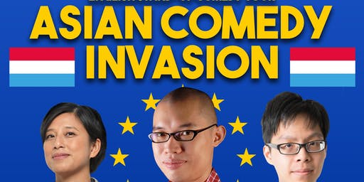 Asian Invasion: English Standup Comedy Show