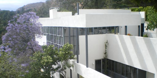 Afternoon Tour of Neutra's Lovell Health House
