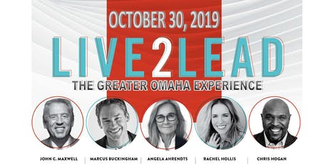 Live2Lead 2019 Greater Omaha Experience tickets