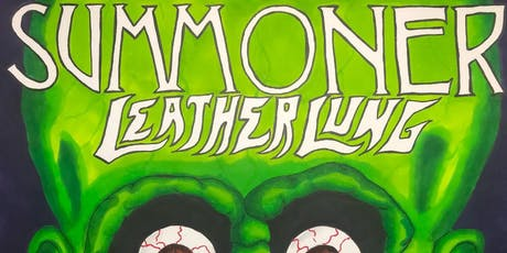 Summoner // Leather Lung // Wolf Vs Bear tickets