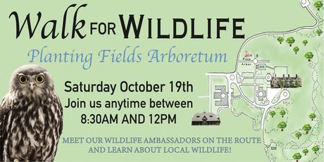 Walk for Wildlife tickets