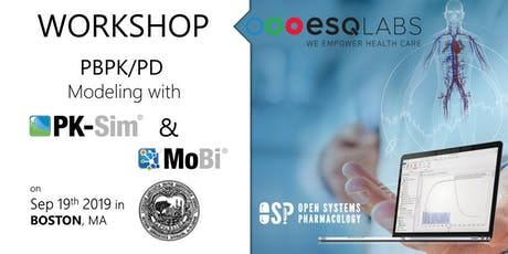 PK-Sim® & MoBi® (OSP Suite) workshop on PBPK/PD of Small Molecules and Antibodies tickets