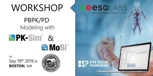 PK-Sim® & MoBi® (OSP Suite) workshop on PBPK/PD of Small Molecules and Antibodies