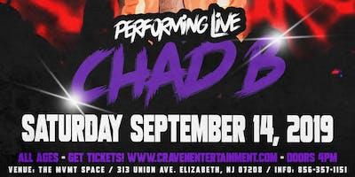 """ Chad B "" New Jersey Concert"