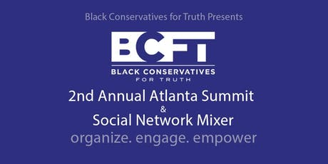 2019 Black Conservatives Summit - Atlanta tickets