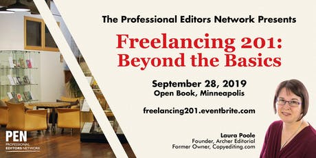 Freelancing 201: Beyond the Basics with Laura Poole tickets