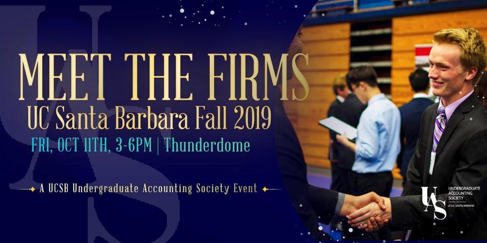 Academic Calendar Ucsb.Ucsb Meet The Firms 2019 Firm Representative Registration