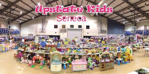 SENECA - Upstate Kids HUGE Kids Consignment Sale- Pre-Sale Tix HERE