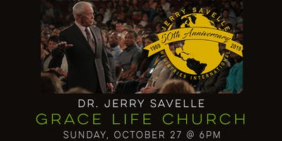 Jerry Savelle @ Grace Life Church