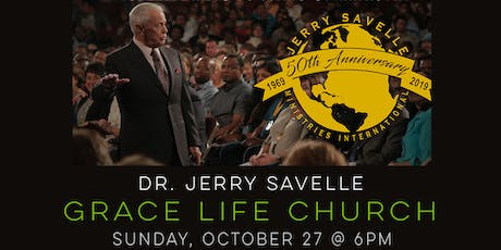 Jerry Savelle @ Grace Life Church tickets
