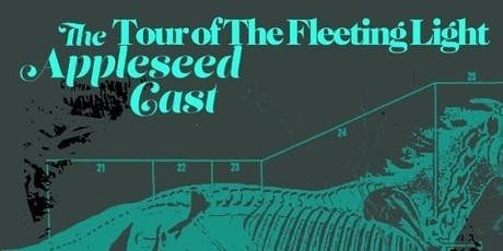 The Appleseed Cast, Muscle Worship at Market Hotel tickets