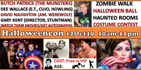 HALLOWEENCON  tickets