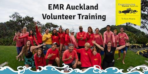 Auckland EMR Volunteer Training - Lake Pupuke
