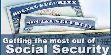 Social Security Workshop at the Fayetteville Public Library on August 27th 2019