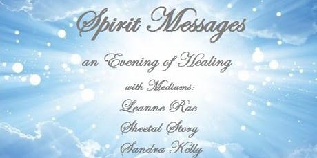 Free Woman Design Presents: Spirit Messages  tickets
