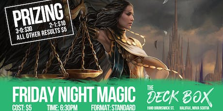 Friday Night Magic: Standard tickets