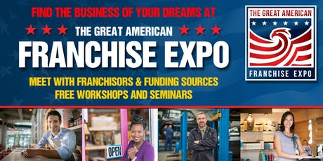 The Great American Franchise Expo - Jacksonville, Florida tickets
