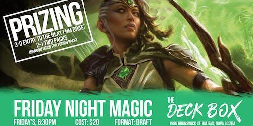 Friday Night Magic Infinite Draft