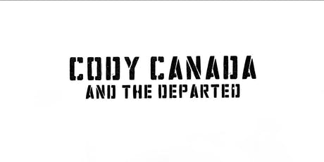 Cody Canada and Stacey Steele at Jackies Brickhouse tickets