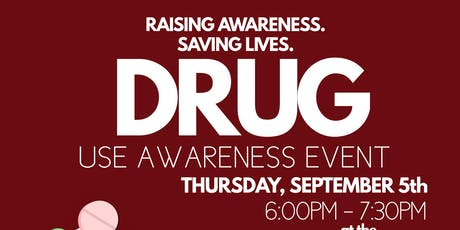 Drug Use Awareness Event tickets