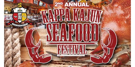 2nd Annual Kappa Kajun Seafood Festival tickets