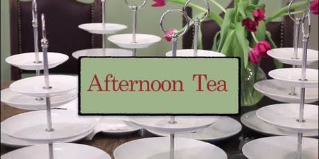 Harvest Afternoon Tea Oct 27 (Vegan, Gluten-Free Options!) tickets