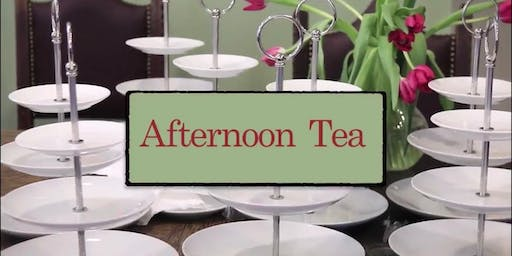 Harvest Afternoon Tea Oct 27 (Vegan, Gluten-Free Options!)
