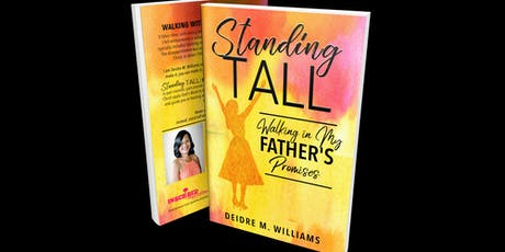 BOOK & BITES RECEPTION ~ Standing Tall: Walking In My Father's Promises tickets
