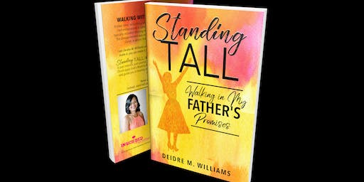 BOOK & BITES RECEPTION ~ Standing Tall: Walking In My Father's Promises