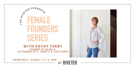Female Founder Series with Kathy Terry tickets