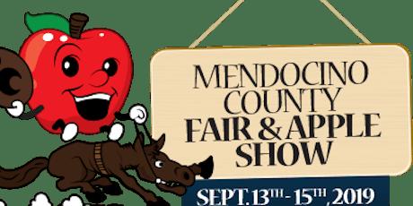 Copy of Mendocino County Fair & Apple Show tickets