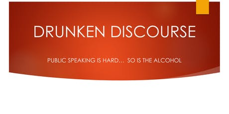 Drunken Discourse tickets