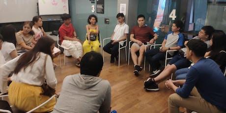 Discussion at KOLO Kopi Loka 8-9pm Wednesday tickets