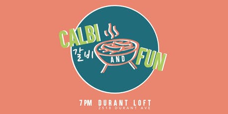 CALBI & Fun (All UC Berkeley students are welcome!) tickets