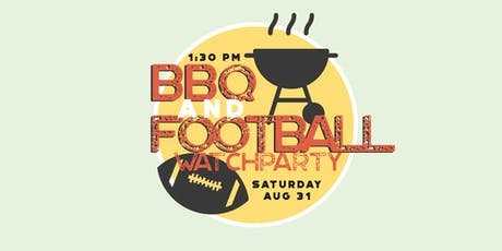 BBQ + Football Watch Party (All UC Berkeley students are welcome!) tickets