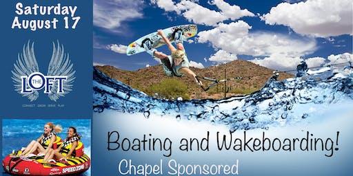 Summer Wakeboarding Trip!