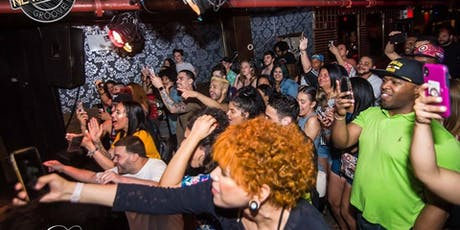 21+/ Sound The Groove | The Delancey NYC [New York, NY] tickets
