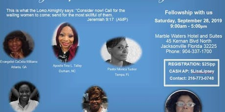 Women Prayer Conference tickets