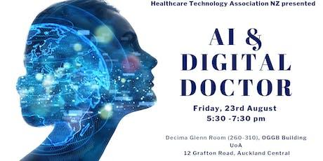 AI & Digital Doctor HTA event tickets