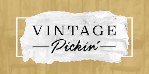Vintage Pickin' in South Carolina