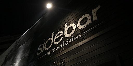 OMG Saturday's at Sidebar