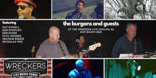 The Burgans & Guests