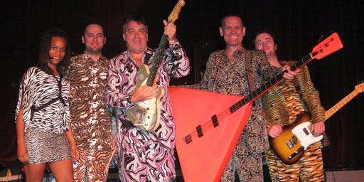RED ELVISES Thur Oct 10  7:30 PM $ 25 Tickets + Fees + NJ Sales Tax