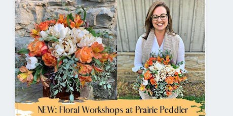 Floral Workshops @ Prairie Peddler tickets