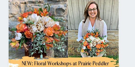 Floral Workshops @ Prairie Peddler