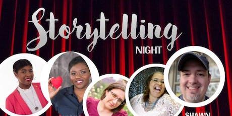 Good Girl Chronicles Spark of Hope Storytelling Night tickets